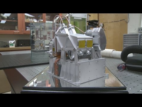 LANL continues work with NASA on 2020 Mars Rover