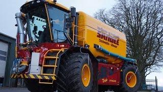De nieuwe VREDO VT 4546 Landbouw en loonbedrijf Sandee.
