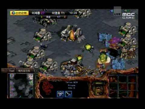 SWL 2010  Jaedong vs Flash 2010-01-26  @ Match Point