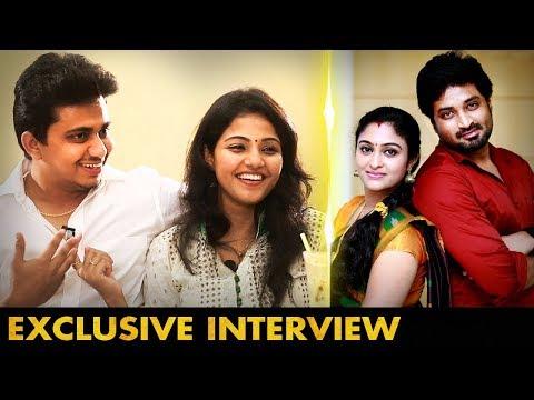 Next சரவணன் மீனாட்சி நாங்கதான் | Raja Rani Serial Actress Vaishali Thaniga & Sathyadev Interview
