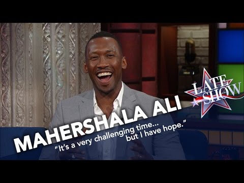 Mahershala Ali Reveals Real Name clip