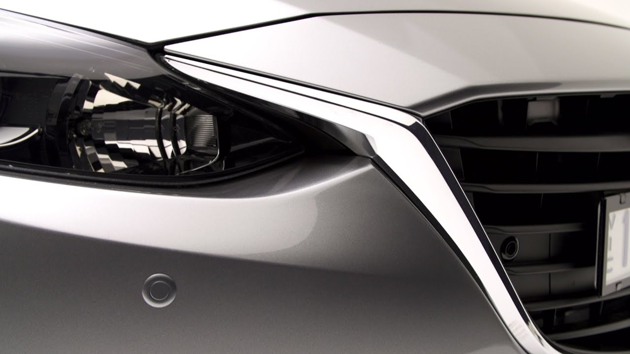 Mazda Genuine Front Parking Sensors