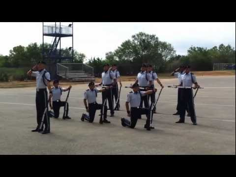 Thomas C Clark High School | Centurion Guard Armed Drill Team | Somerset 2012