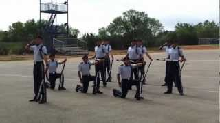 Thomas C Clark High School | Centurion Guard Armed Drill Team | Somerset 2012