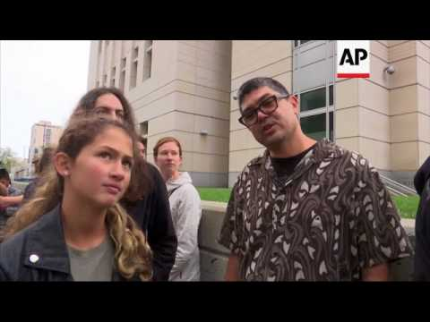 Taylor Swift Fans Show Support at Civil Trial