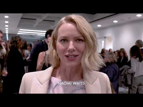 Giorgio Armani FW 19-20 Men's and Women's Fashion Show – VIP interviews