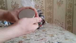 видео Неодимовый магнит 50х20 мм