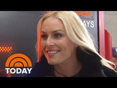 Olympic Gold Medalist Lindsey Vonn: 'I Feel Strong' Going Into 2018 Winter Olympics   TODAY