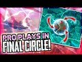 PRO PLAYS IN FINAL CIRCLE - PUBG MOBILE