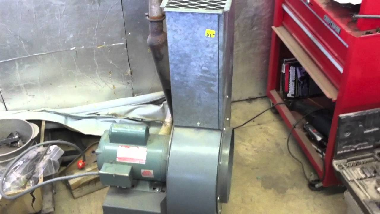 how to build a paint booth exhaust