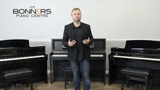 Yamaha CLP675 vs Kawai CA78 vs Roland LX706 Digital Piano Buyers Guide