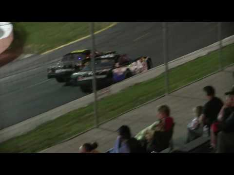Sunset Speedway Late Model Feature 2 2016 09 03