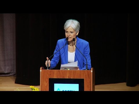 Green Party's Jill Stein: U.S. Should Stop Funding Israel & Saudi Arabia