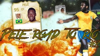 PELE ROAD TO RIO #2 - FIFA 15 ULTIMATE TEAM