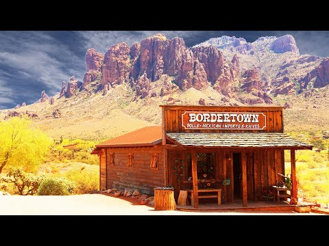 Goldfield Ghost Town - Phoenix Arizona