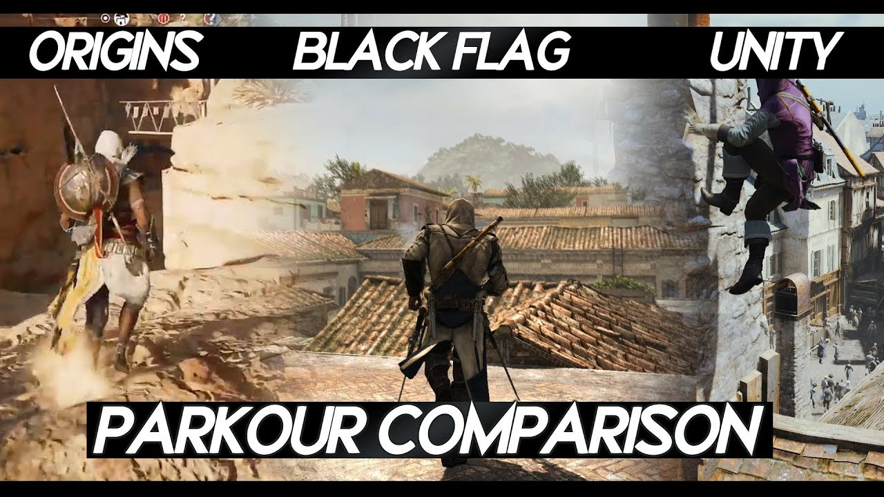 assassins creed black flag map vs odyssey
