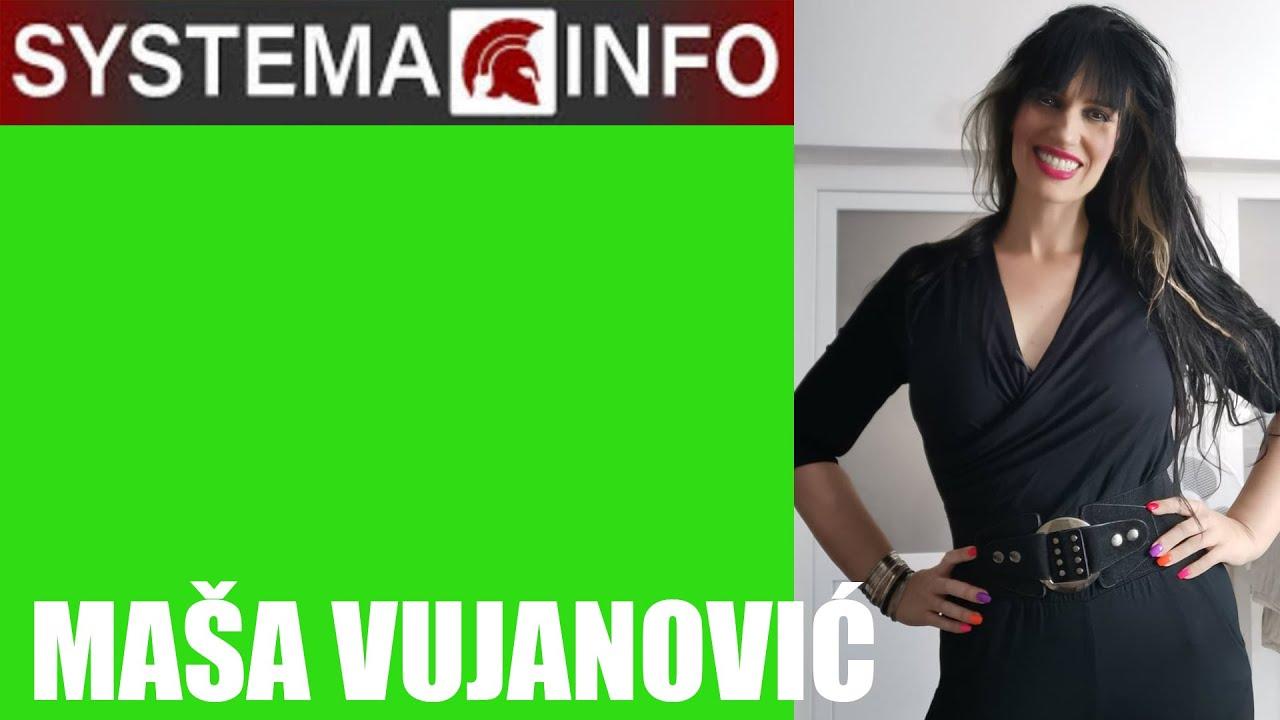 Download Maša Vujanovic - Sistem ne zeli da ste zdravi i slobodni !!!