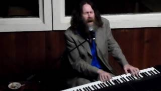 Liam O'Maonial (Hothouse Flowers) performs Purple Rain