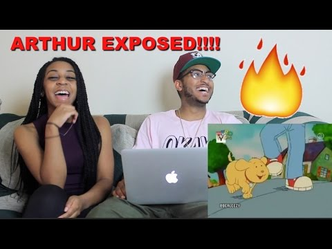 """Couple Reacts : """"ARTHUR EXPOSED"""" By Berleezy Reaction!!!"""