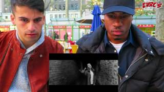 Иностранцы слушают Oxxxymiron - Неваляшка (Неизданное видео, 2012)