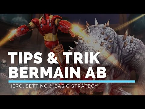 [Marvel Future Fight] Tips & Trik Bermain Alliance Battle