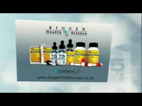 Biogen T5 Fat Burners