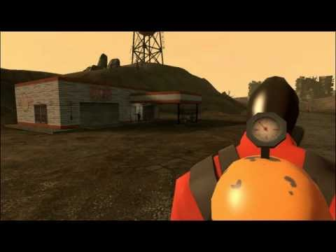 Gmod with Meet the Pyro