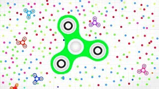 BEST FIDGET SPINNER GAME EVER! (.IO Games)