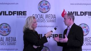 Social Media Strategies Interview - American Airlines, Cisco, USA Swimming and Boston Celtics