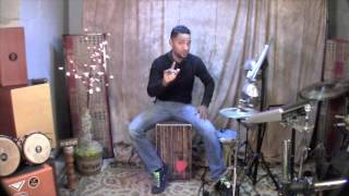 Cajon in Worship; Wake by Hillsong Tutorial Part 1