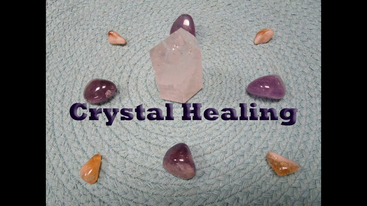 Crystal Healing: The Energetic Body