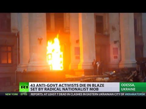 Odessa Horror: How clashes turned into massacre