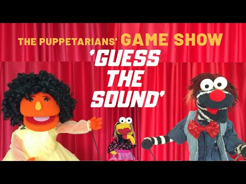 Game Show - Guess The Sound | Animal Sounds For Kids | Puppet Show