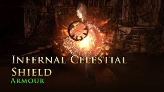 Path of Exile: Infernal Celestial Shield