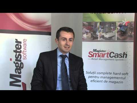 Interviu cu Marius Stoica, Director Solutii Fiscale IIRUC, la Intalnirea Partenerilor Magister 2014
