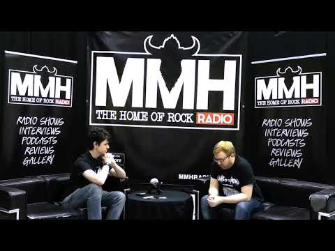 Kevin Hoffin  - Criminology lecturer Of Birmingham City University Interview @ The Home Of Metal