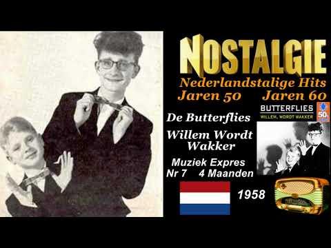 De Butterflies   Willem Wordt Wakker 1958