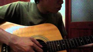 love story - richard clayderman guitar cover