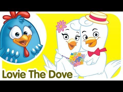 Lovie The Dove - UK - Kids Song With Lyrics