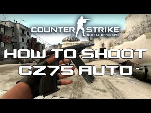 LEARN TO SHOOT - CZ75 Auto