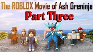 O filme ROBLOX de Ash Greninja | Parte três-não o que parece