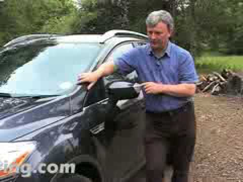Ford Kuga Video Road Test by John Swift