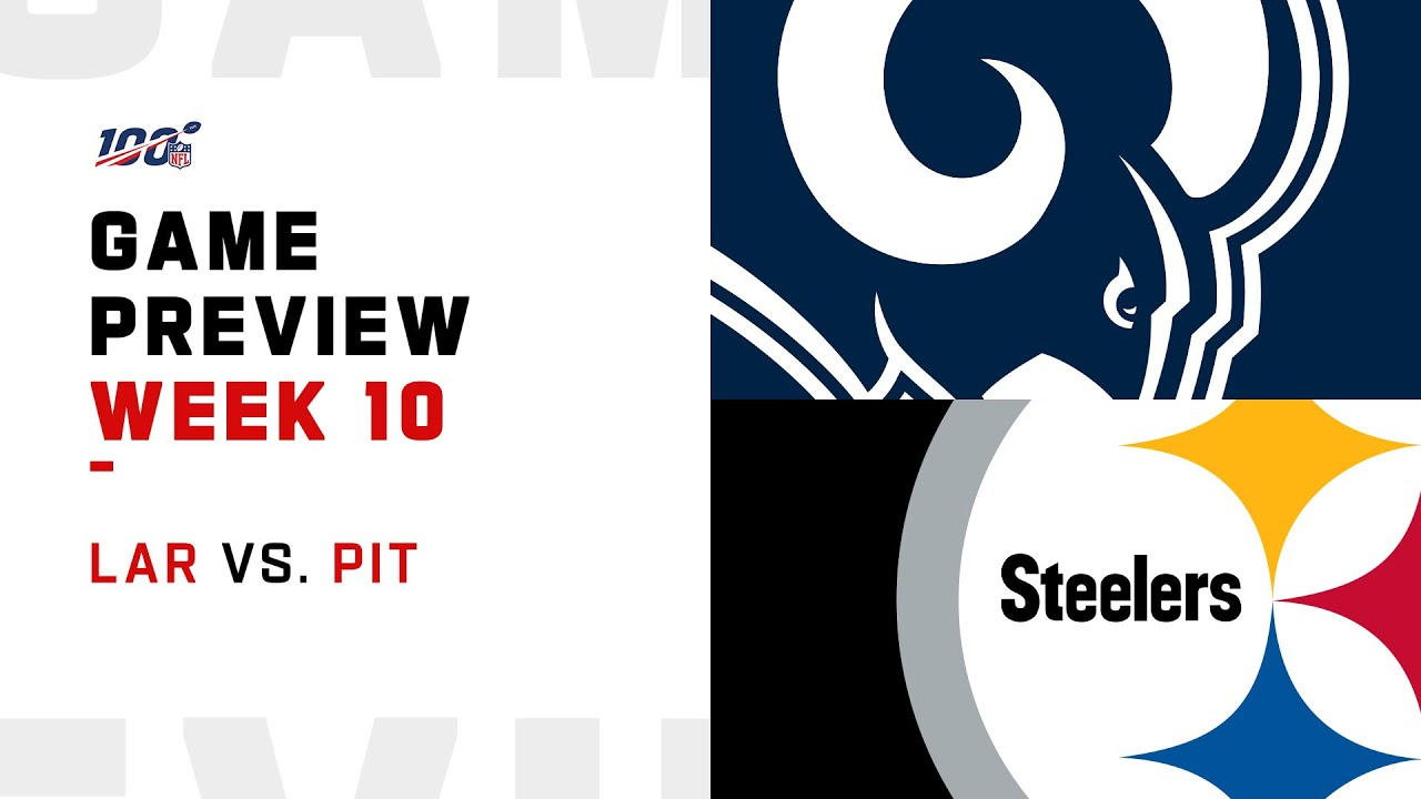 Steelers vs. Rams score: Pittsburgh wins its fourth straight as Minkah ...