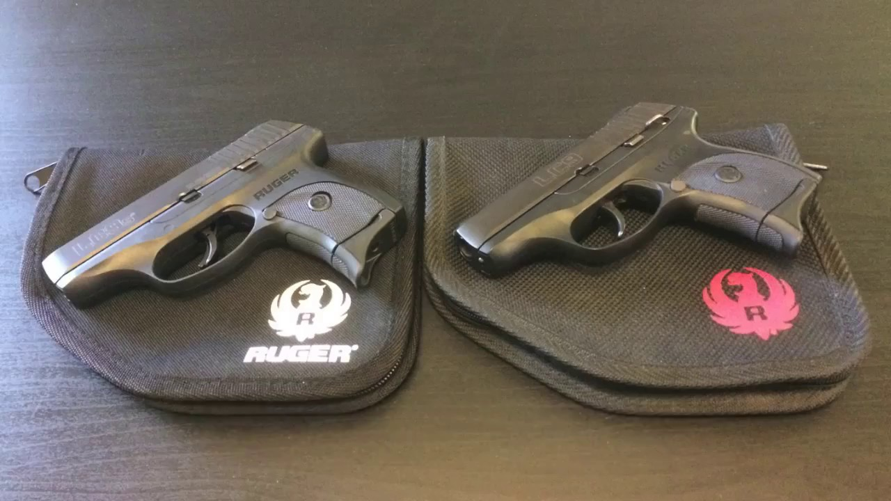 Ruger Lc9s Pro Vs Ruger Lc9
