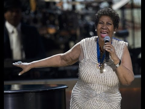 Aretha Franklin on why she'll never stop singing