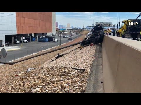 Download NEW VIDEO: Seconds before fiery I-15 crash kills 3 caught on camera