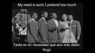 The Great Pretender - The Platters (English / Español)