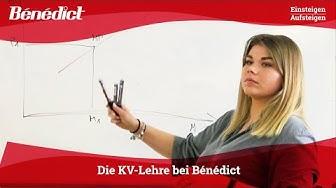 KV-Lehre auf dem schulischen Weg bei Bénédict