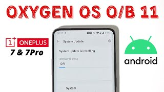 OxygenOS Open Beta 11 Update For Oneplus 7/7Pro With March 2020 Security Patch