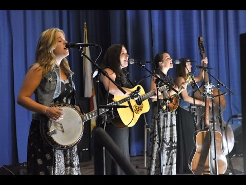 Rivertown Bluegrass Society August 2016 Concert Part 1